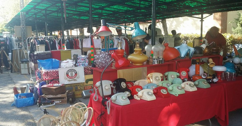 Madrid's Best Thrift Stores, Second-Hand Shops and Flea Markets