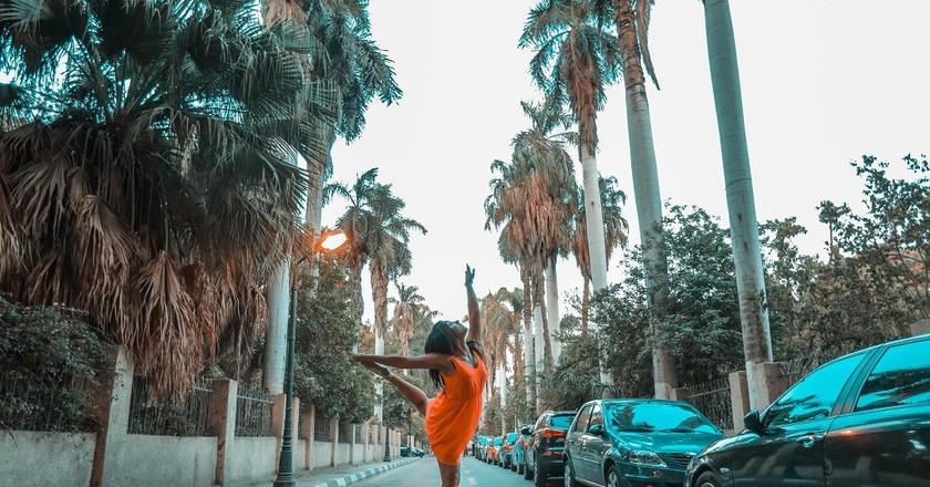 Nirvana El Nahhal | Courtesy of Ballerinas of Cairo