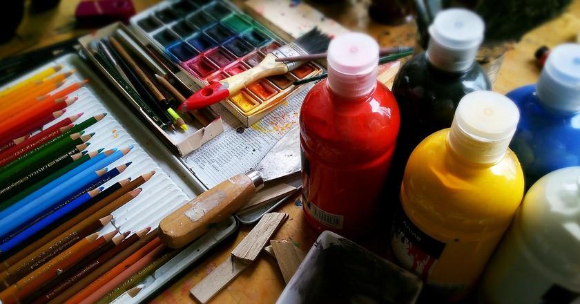 Art Supplies |Pixabay