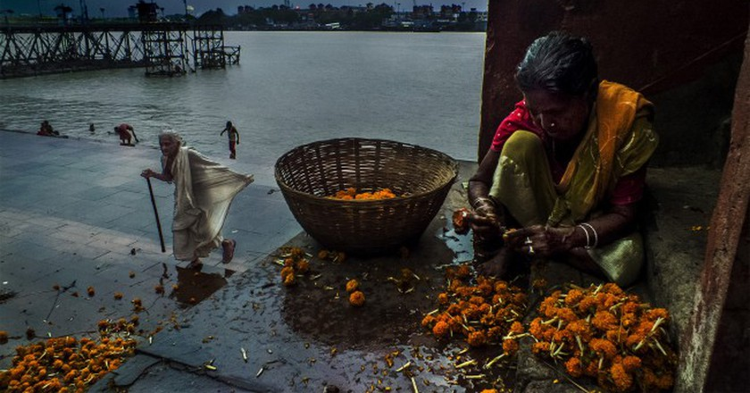 Rajendra Mohan Pandey, Living Together, Kolkata, 2016