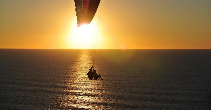 Paragliding | © Unsplash / Pixabay