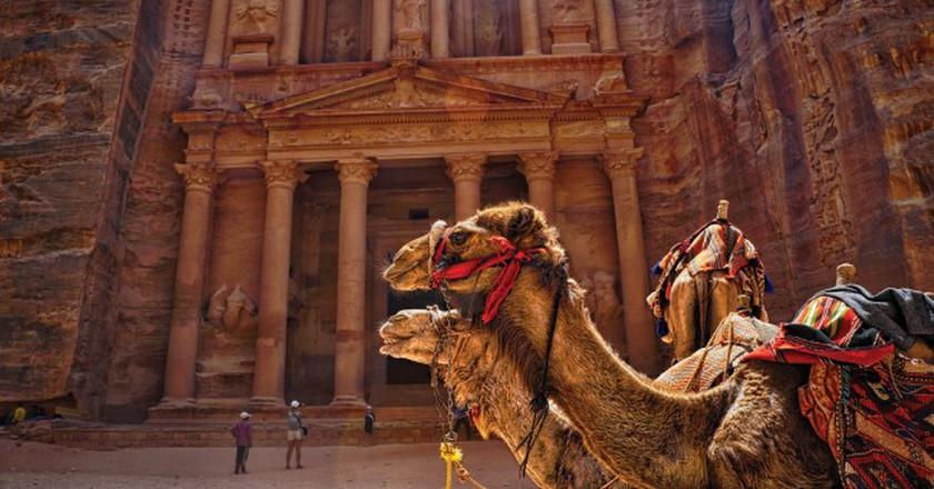 The Treasury   Petra, Jordan