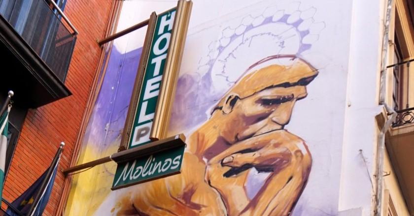 The Best Street Art in Granada