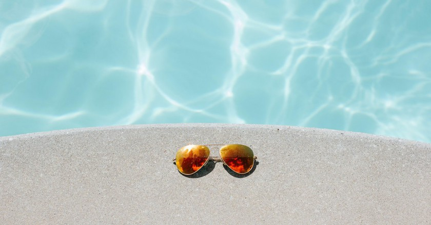 Swimming Pool | © David Lezcano / unsplash