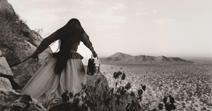 """Graciela Iturbide """"Mujer Angel"""", from the cover of 'The One Inside', courtesy of Penguin Random House"""