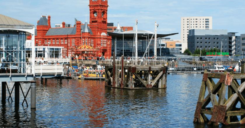 Cardiff Bay|©Stèphane Goldstein/Flickr