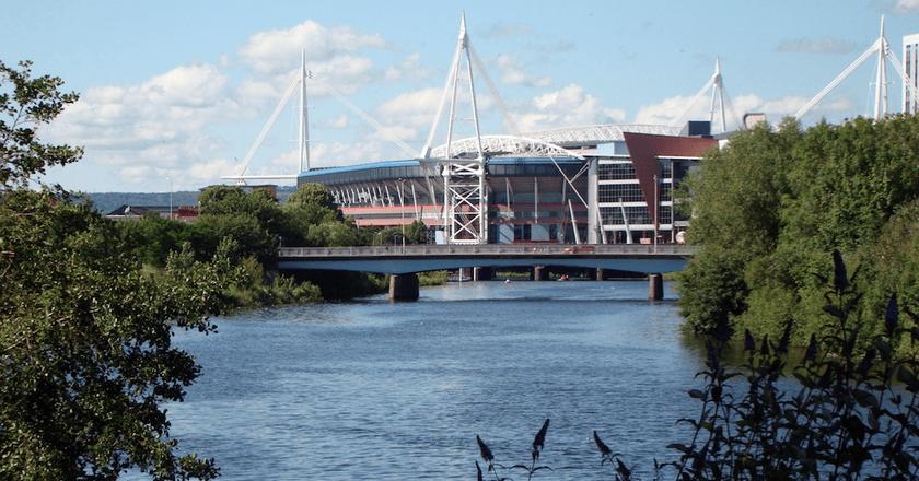 Millennium Stadium |©Jon Candy/Flickr
