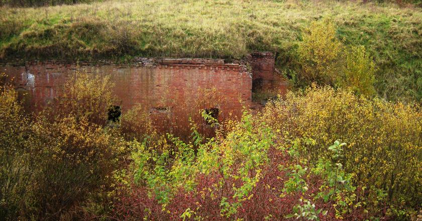 First Fort | © Vilensija/Wikimedia Commons