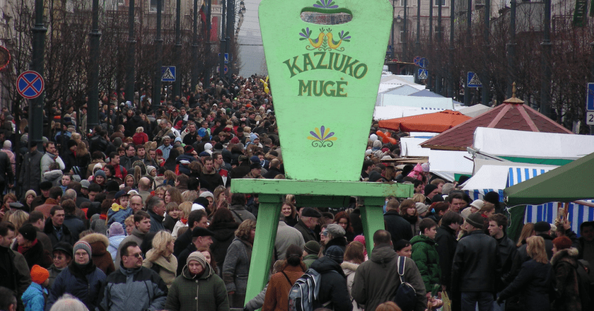 Kaziukas Festival | © Sirex/Wikimedia Commons