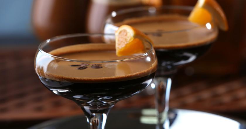 Orange Espresso Martini │© Africa Studio/Shutterstock