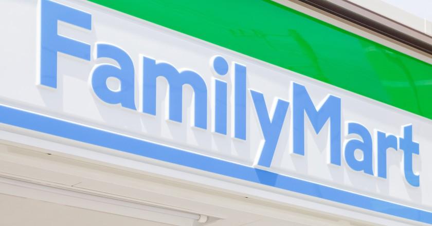 Family Mart   © Sakarin Sawasdinaka / Shutterstock
