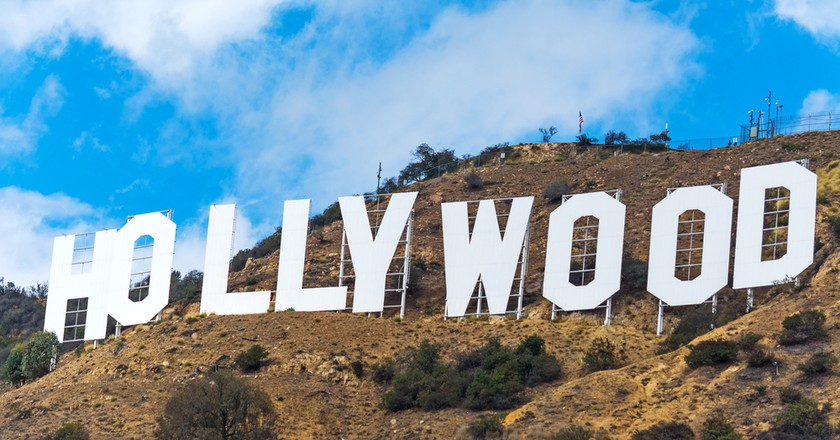 Here's How Hugh Hefner Saved the Iconic Hollywood Sign