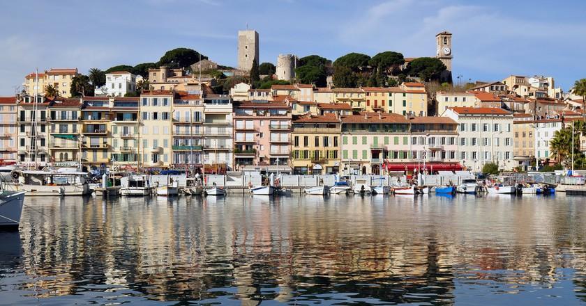 Le Suquet, Cannes   © Arthur R./Shutterstock