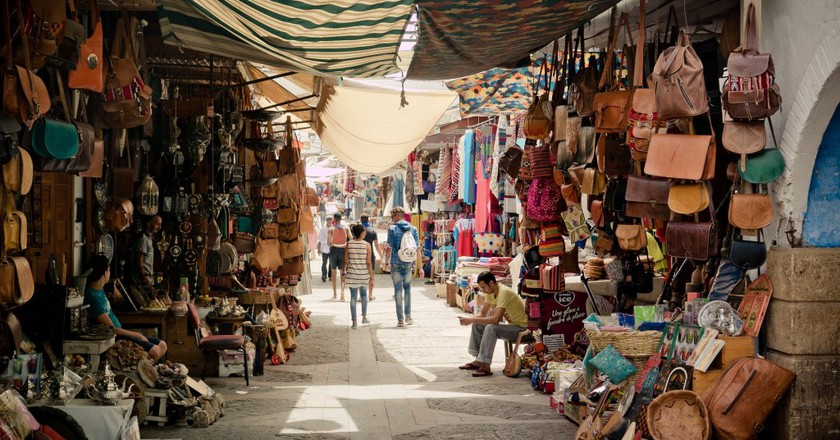 Morocco Souk © TheUjulala/Pixabay