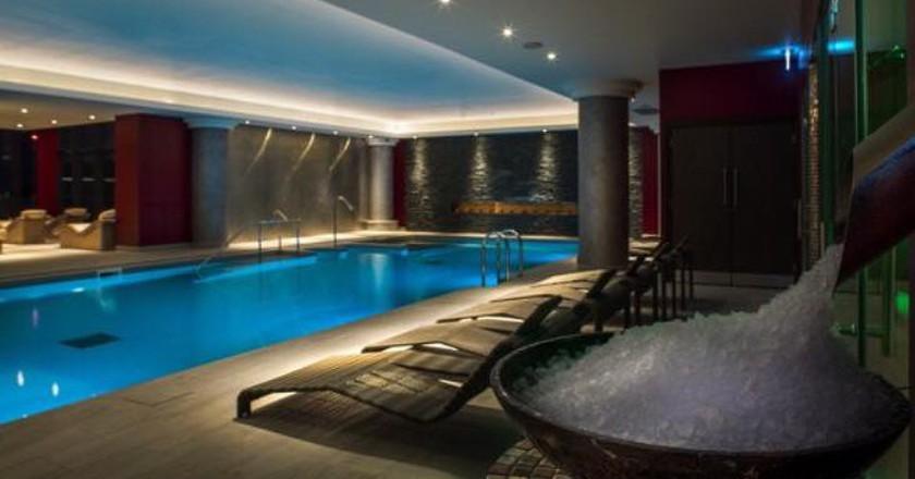 Spa pool at Santai Spa | © Santai Spa/Facebook