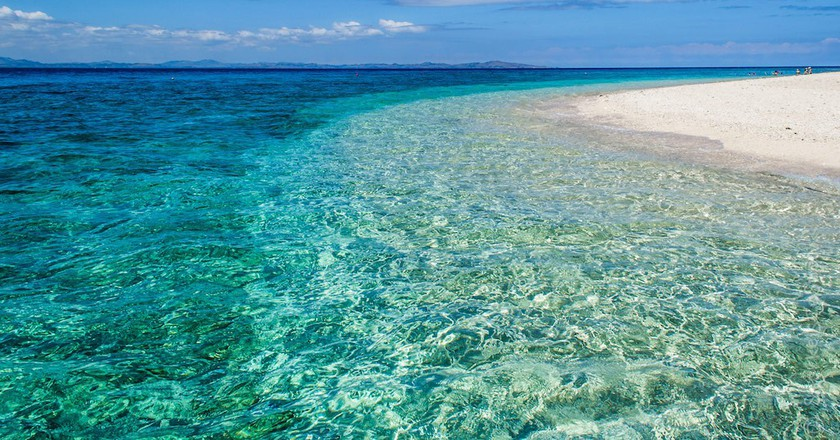 Turquoise waters of the Mamanuca Islands | © Juliette Sivertsen