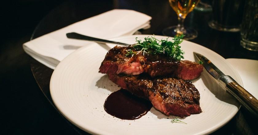 The Steakhouse   © Benjamin Horn / Flickr
