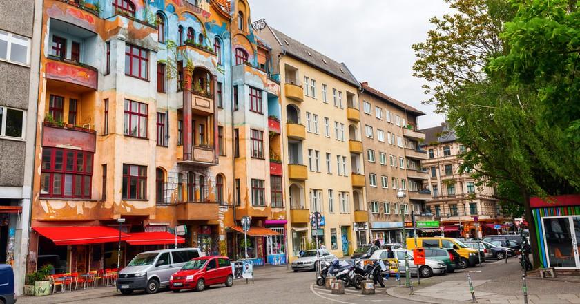 Street view in the Berlin district Kreuzberg | © Christian Mueller / Shutterstock