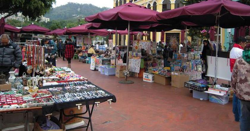 Taipa Flea Market | Courtesy of Macao Government Tourist Office