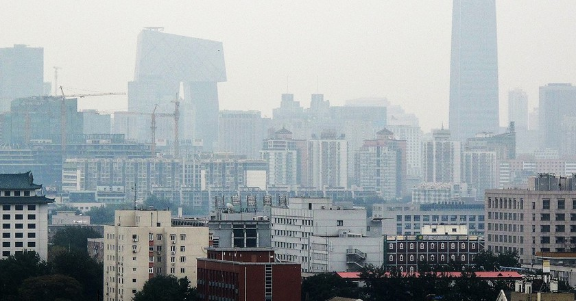How Will the New Smog Police Tackle Beijing's Pollution Problem