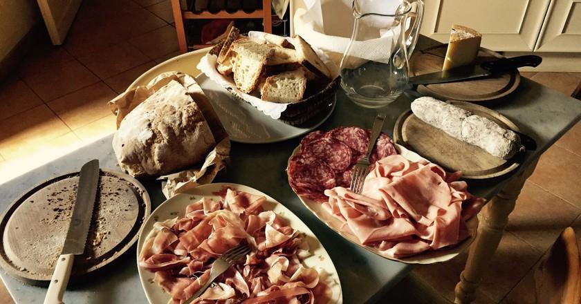 Tuscan Food, Adolfo Monti, Flikr