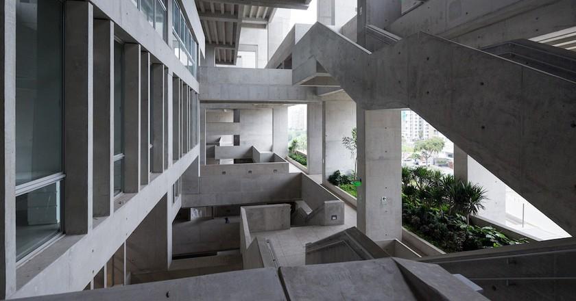 UTEC, Lima | © Iwan Baan/Courtesy of Grafton Architects