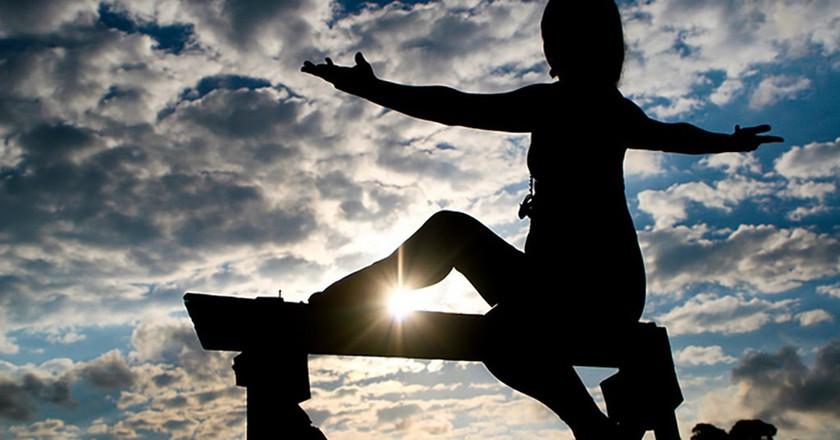 Yoga | © Global Panorama / Flickr