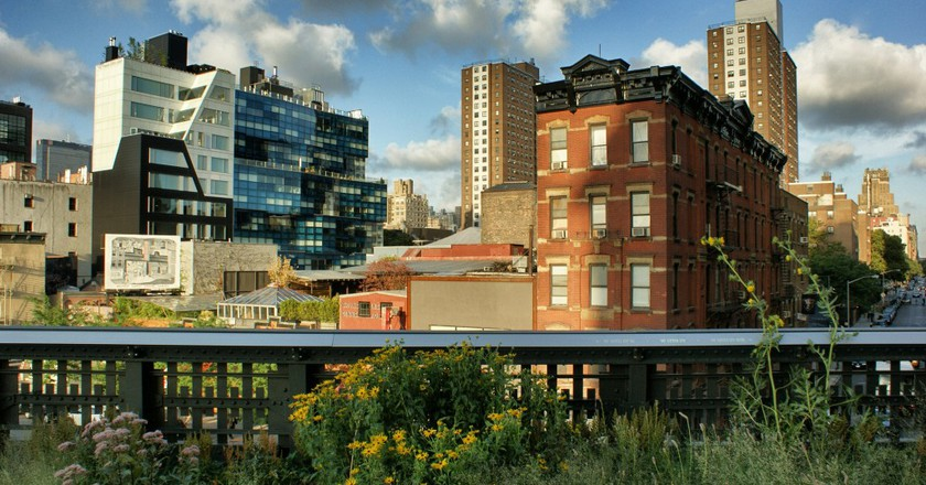 FROM THE HIGH LINE   © Iker Alonso/Flickr