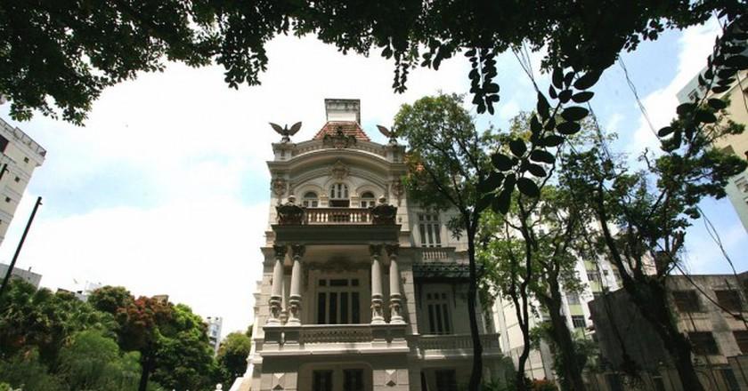 Palacete das Artes | © Alberto Coutinho / WikiCommons