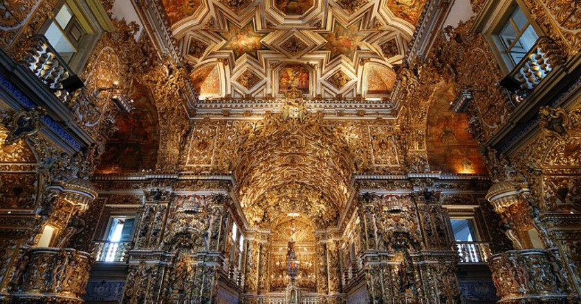 São Francisco Church and Convent / © Rosino/Flickr