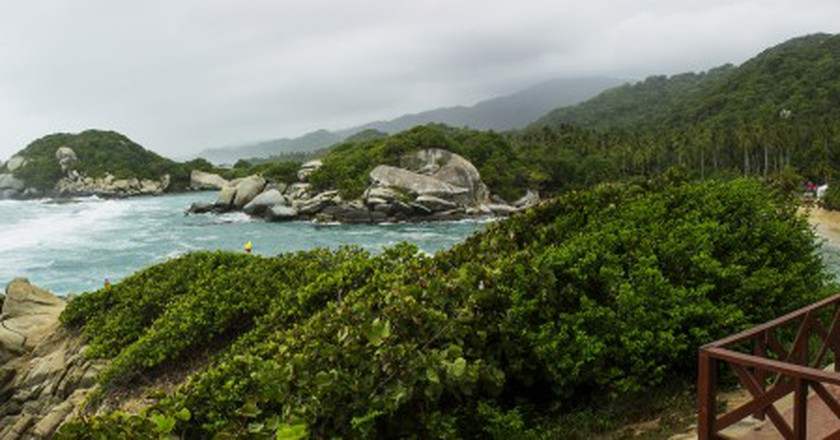 Colombia's Tayrona National Park | © Carlos Andres Reyes/Flickr