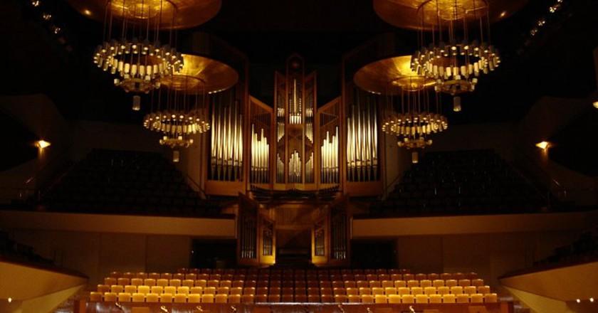 The National Auditorium of Madrid   © losmininos/Wikimedia Commons