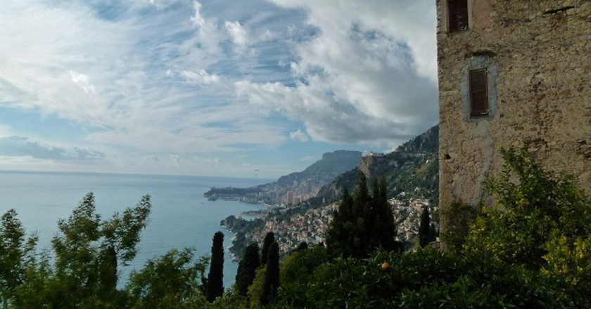 Roquebrune-Cap-Martin   © penjelly / Flickr