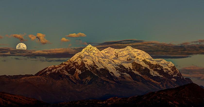 Mount Illimani   © candelaria herrera vasquez/Flickr