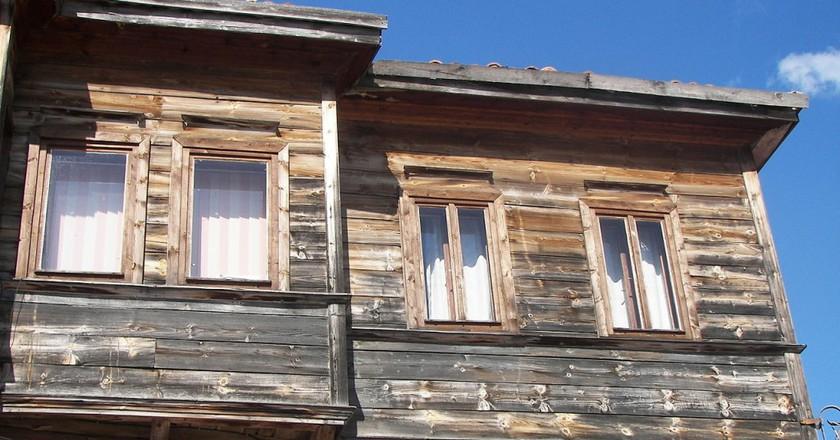 Old houses in Nessebar   © infobgv/WikiCommons