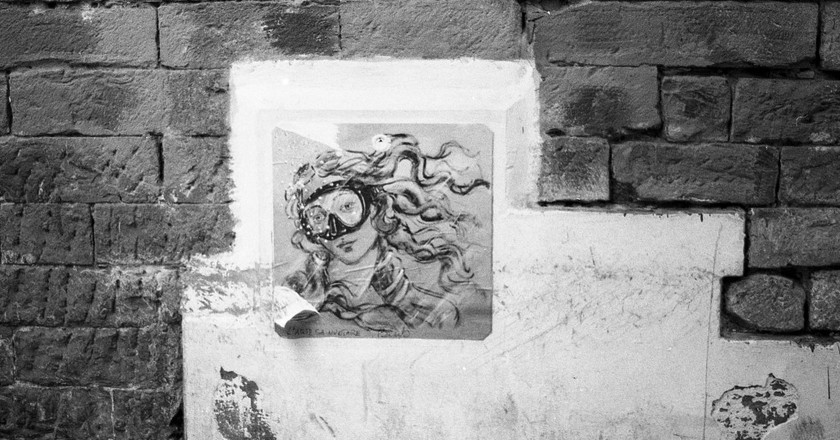 Street art   ©  argentum nitricum / Flickr
