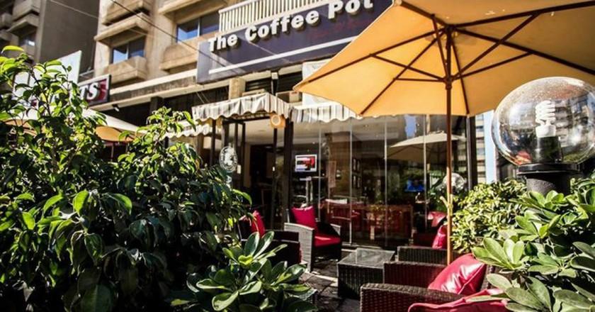 The Coffee Pot | © Amani El Charif