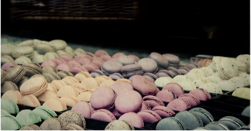 The pâtisseries in St Tropez are of exceptional quality | © glasseyes view/Flickr
