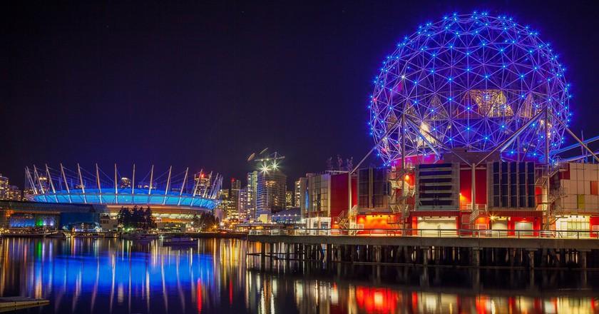 False Creek Views in Vancouver   © Michael Nugent / Flickr
