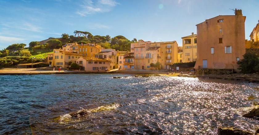The historic fishing village of St Tropez | © Tristan Taussac/Flickr
