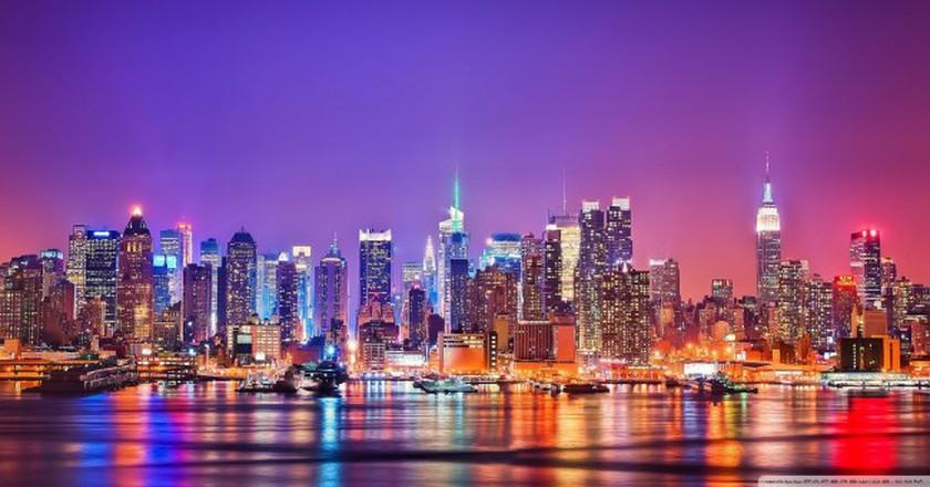 NYC skyline   © Mehmet Canli / Flickr