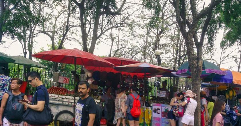 Chatuchak Weekend Market, Bangkok    voxst / Flickr
