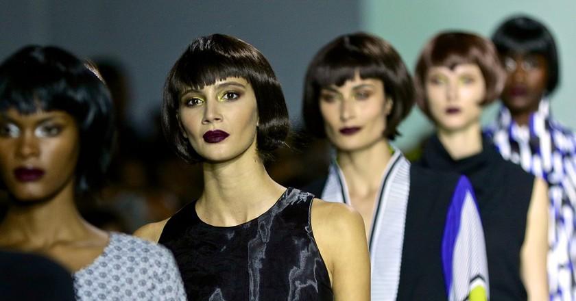 Leigh Schubert, Mercedes-Benz Fashion Week Johannesburg Spring/Summer 16 © Simon Deiner / SDR Photography