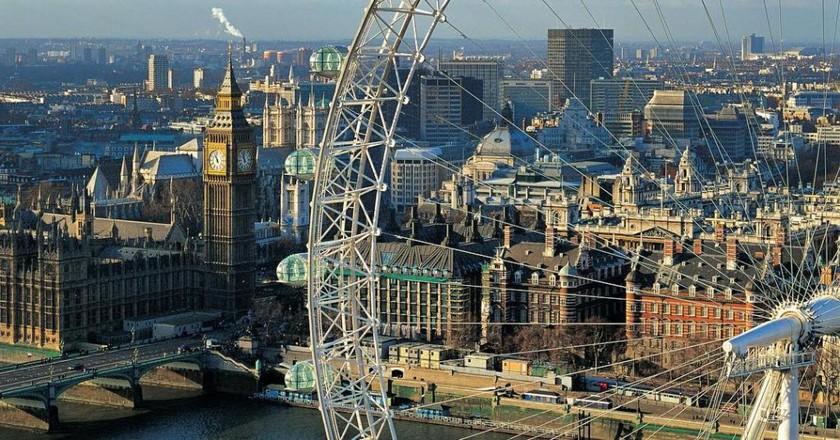 © Official London Eye / Instagram