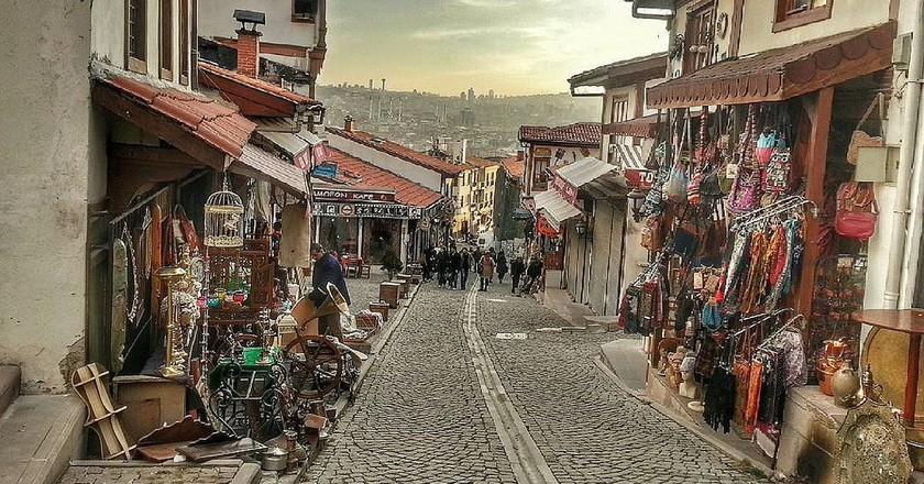 Samanpazarı   © Ankara'dan / Flickr