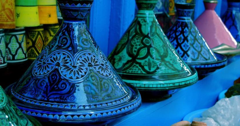 Tagine pots | © Shinta Bonnefoy/Flickr