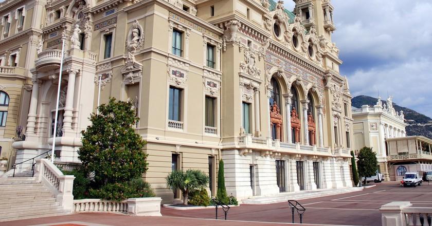 Monaco Opera House   © Roland Turner / Flickr