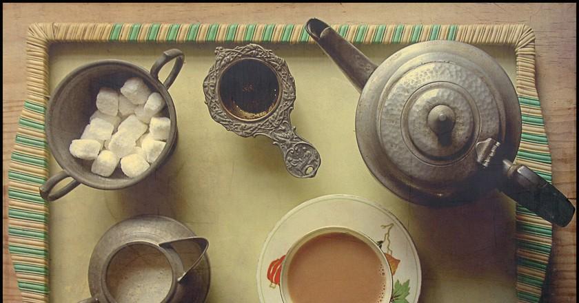 Vintage Tea Room   © Caroline / Flickr