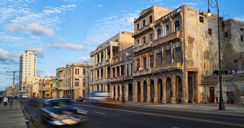Malecon in Havana © Pedro Szekely / Flickr