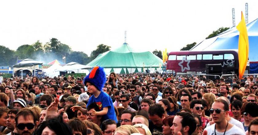 Festival vibes | © Tom / Flickr